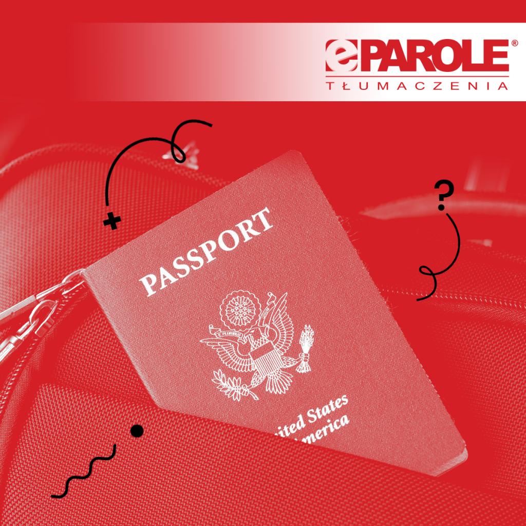 Jakie dokumenty trzeba przetłumaczyć przed podróżą?